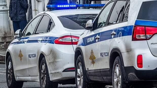 Двух человек обстреляли на юге Москвы