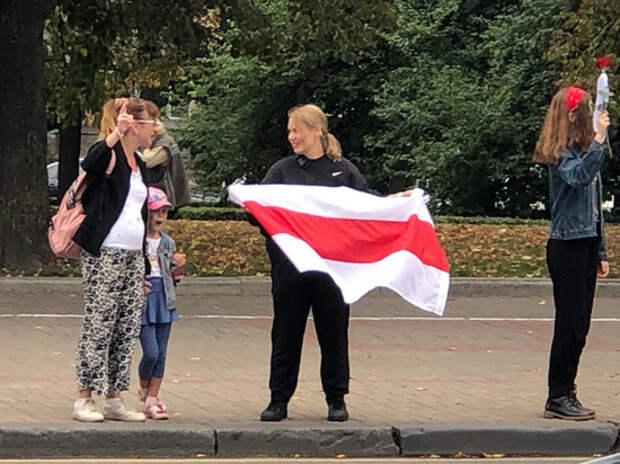 ТВ Белоруссии резко изменило стиль вещания