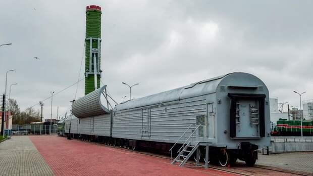 3 самых грозных боевых поезда России