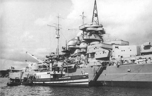 Линкор «Бисмарк»