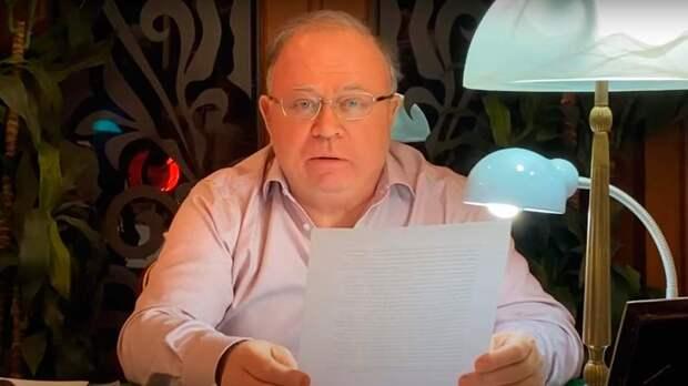 Караулов заявил, что на охрану любимца Жириновского Дегтярева, из бюджета Хабаровского края выделено 33 млн рублей