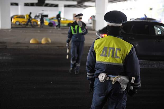 Почти 90 нетрезвых водителей задержали в ходе рейда в Москве