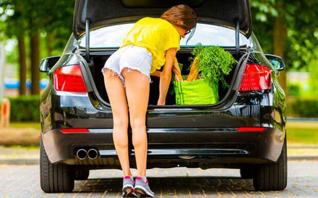 Рейтинг «За рулем»: лидеры C-класса по объему багажника