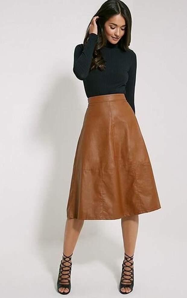 Какие юбки нам предлагают носить в 2021 году