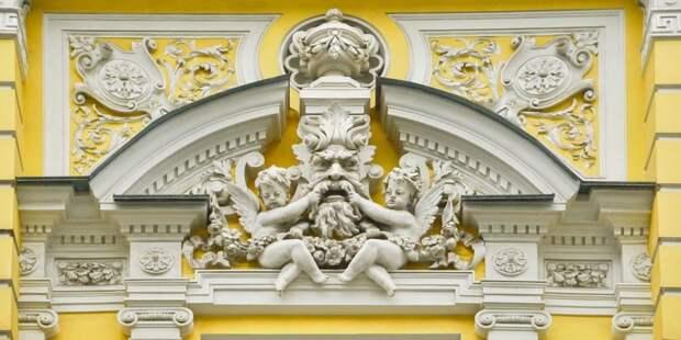Собянин: В Москве число памятников в неудовлетворительном состоянии сократилось в 5 раз. Фото: Ю.Иванко, mos.ru