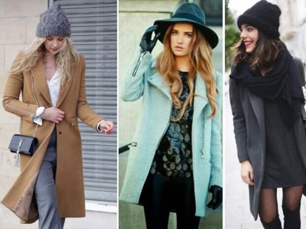 какую шапку надевать с пальто