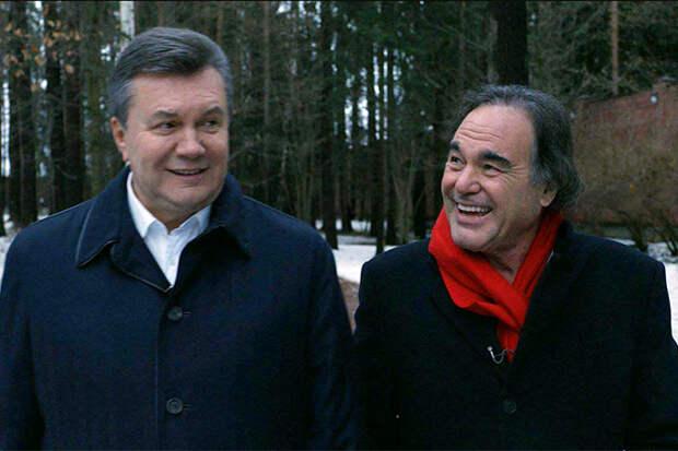 Вашингтон в бешенстве от рассказа Стоуна о госперевороте в Киеве.