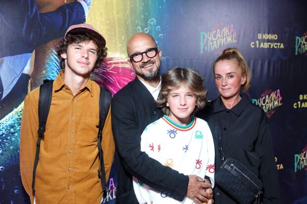 Кино под открытым небом: Ирина Безрукова, Егор Дружинин и Алёна Чехова