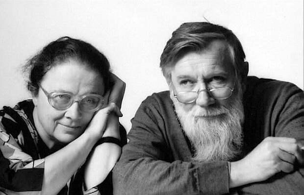 Секрет 40-летнего брака диссидента Андрея Синявского и Марии Розановой, и причём здесь «неизменно третий» Абрам Терц