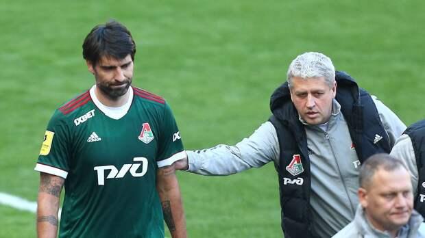 «Локомотив» подтвердил уход Сухины из клуба