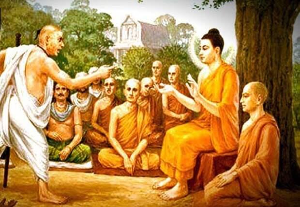 Буддийская притча о том - КАК ВОСПРИНИМАТЬ НЕГАТИВНОЕ ОТНОШЕНИЕ К СЕБЕ