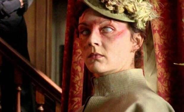 женщина из прошлого со слепотой