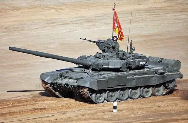 Американцы признали Россию «мировым танковым королем»