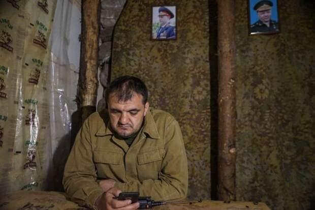 Три года без комбата— вДНР вспоминают погибшего наполе боя Мамая