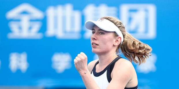 Александрова стартовала с победы на турнире в Берлине