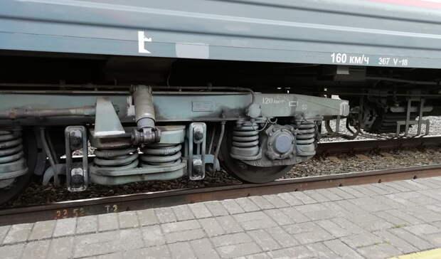 Работник локомотивного депо получил тяжелую травму наиспытаниях тепловоза