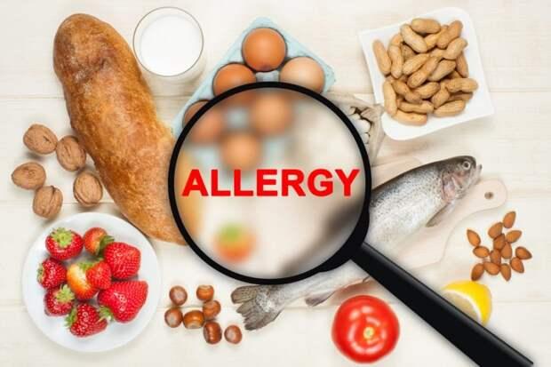 Пищевая аллергия: как распознать