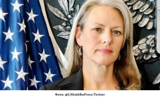 Россия выслала пресс-секретаря посольства США