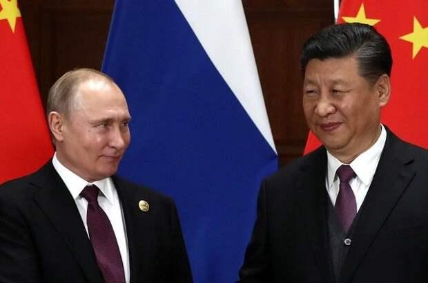 В КНР анонсировали участие Путина в открытии нового ядерного проекта