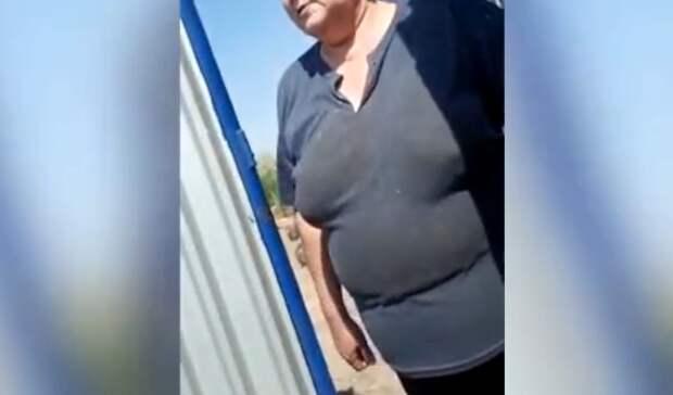 В районе Мыса тюменка убила свою собаку