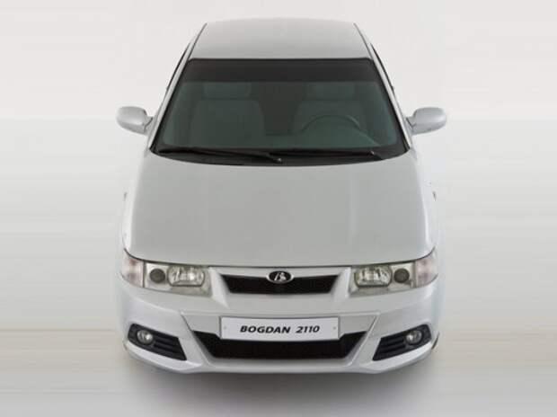 Корпорация «Богдан» завершила выпуск автомобилей Bogdan на базе Lada