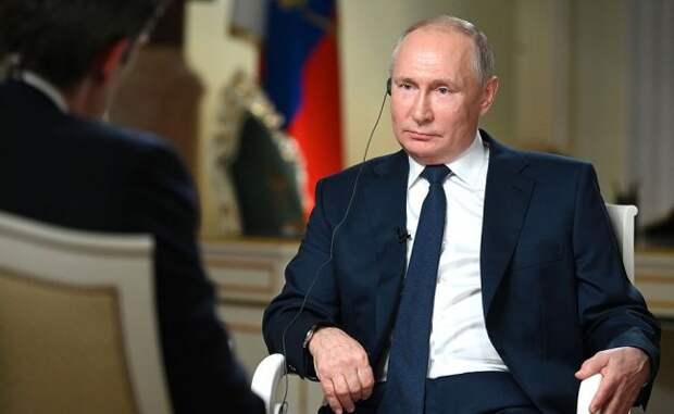 В Китае восторгаются ответом Путина американскому журналисту
