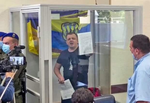 Семен Семенченко раскрывает причастность ГУР МОУ к отправке террористов в Белоруссию