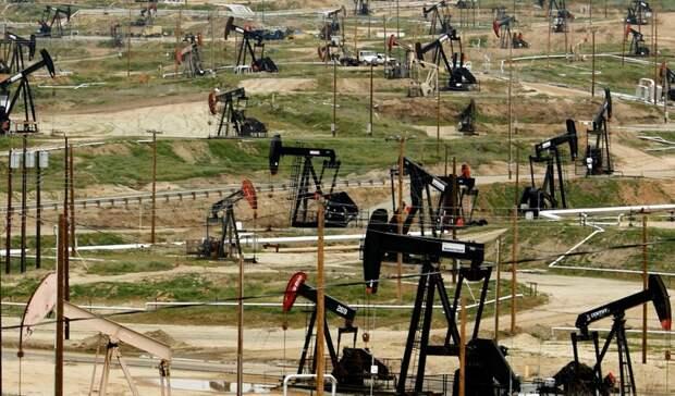 Сокращается производство сланцевой нефти вСША