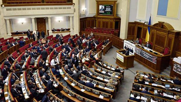 В Раде предложили упразднить должность президента Украины