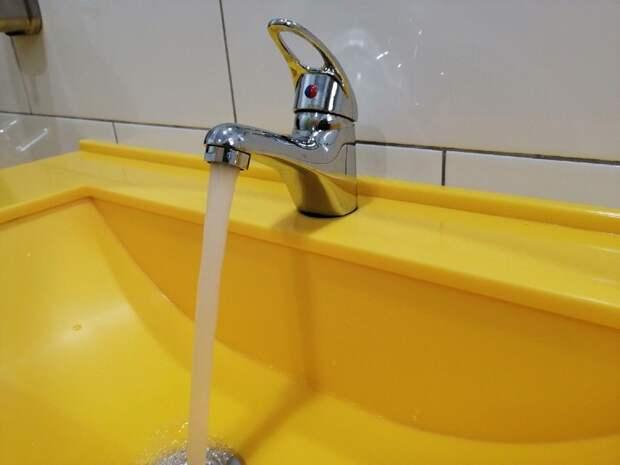 В двух городах Крыма отключили воду