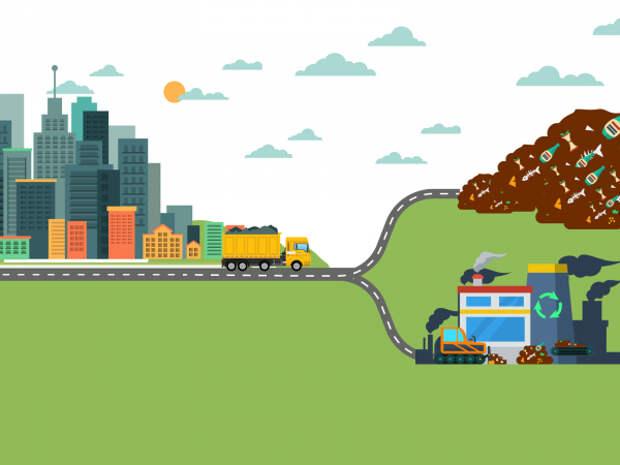ОНФ проведет пресс-конференцию, посвященную «мусорной реформе»