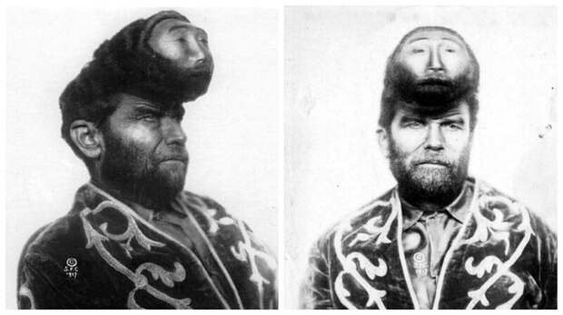 Человек сдвумя головами: портреты Паскуаля Пиньона, началоХХ века
