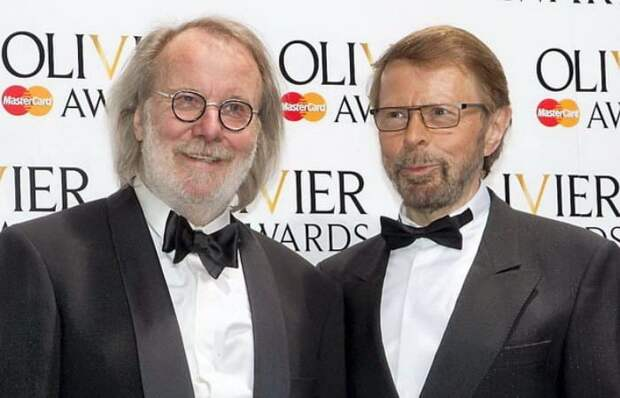 Бенни и Бьорн в 2008 г.   Фото: funtema.ru