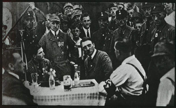 собрание НСДАП