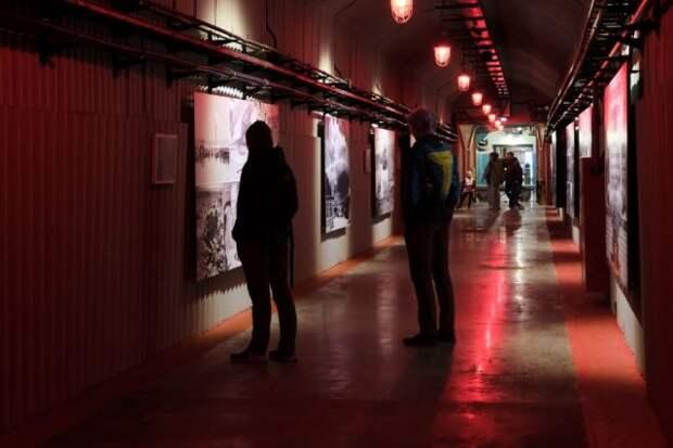 В Крыму открылся уникальный музей с подземной гаванью для подлодок