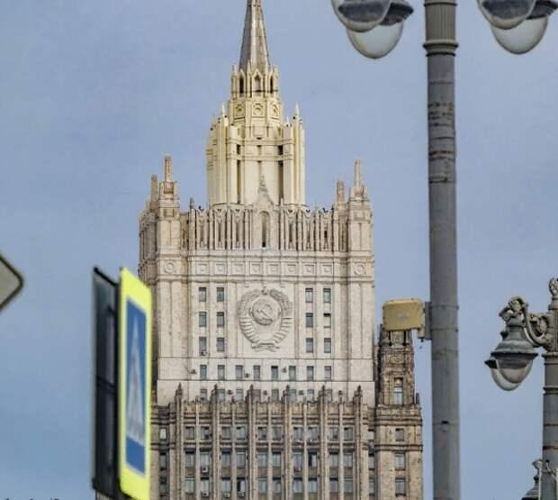 МИД России высылает дипломатов от Германии, Польши и Швеции за участие в митингах