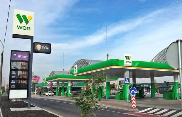 Топливный бунт: заправки в Украине объявили о прекращении продажи бензина