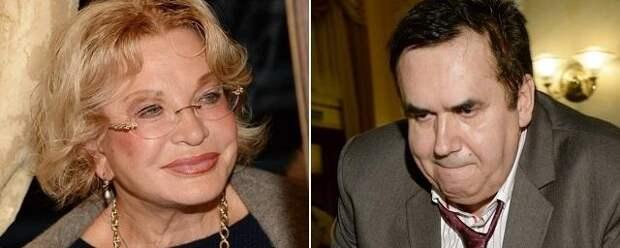Людмила Максакова отреагировала на слухи о свадьбе с Садальским