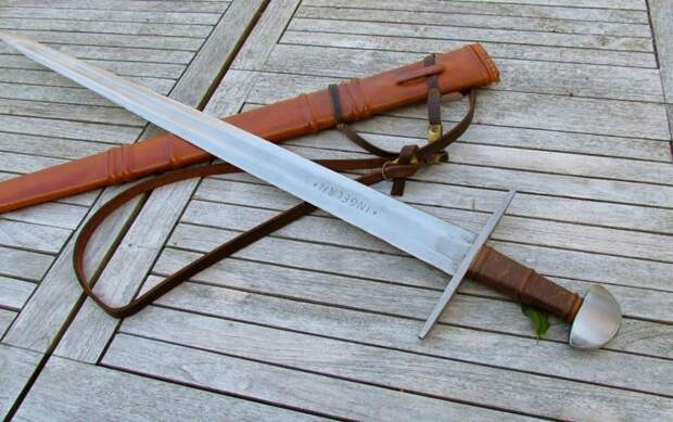 Боевой меч: дорога доблести сквозь столетия