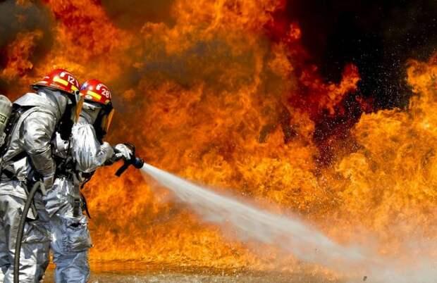 На пожаре в пригороде Кабула погибли девять человек