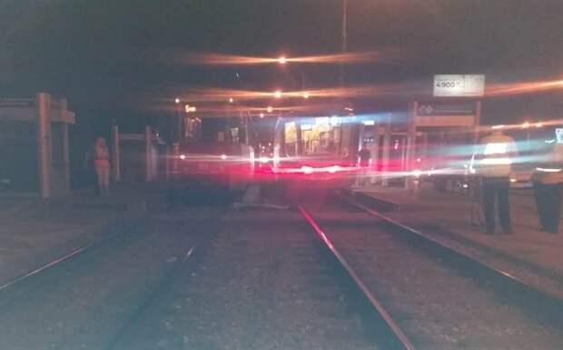 В Краснодаре трамвай сбил насмерть пешехода