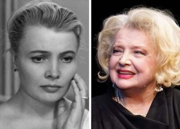20+ актрис отечественного кино, которые стареют вдохновляюще красиво