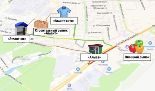 Как жители Ростовской области воевали за аксайскиерынки ичем это обернулось
