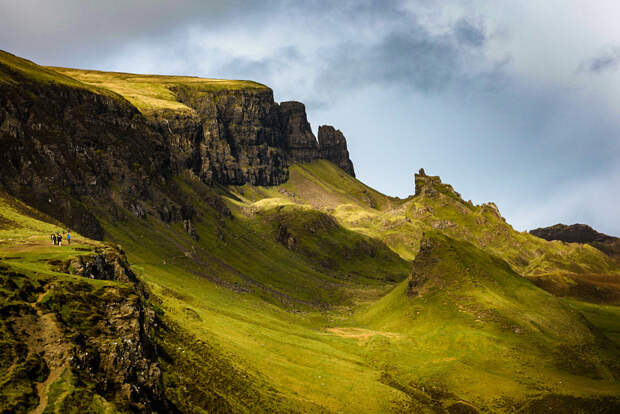 the ridge by Rafa Lorenzo on 500px.com