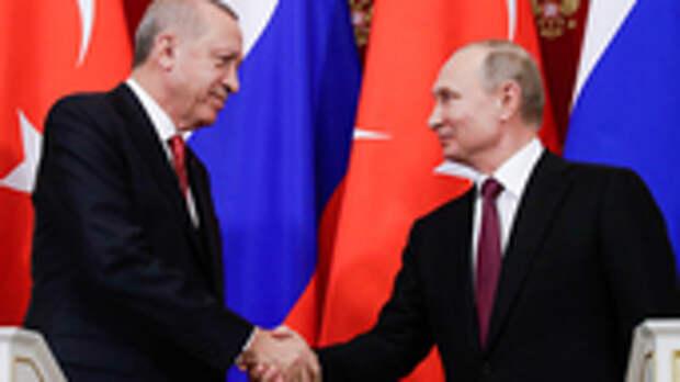 Найдёт ли Путин «золотую середину» между Эрдоганом и Рухани?