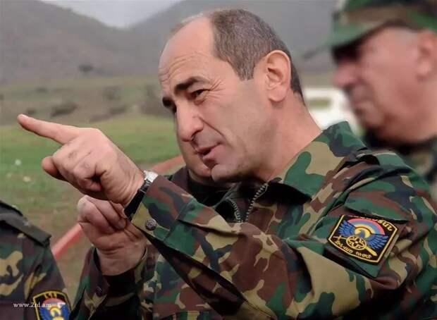 Крах Пашиняна: В Армении назревает дворцовый переворот