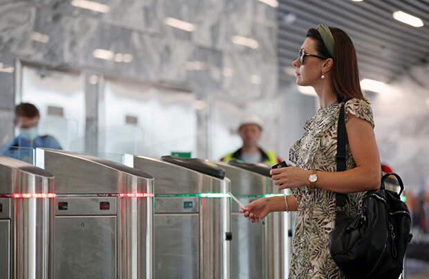 Как сильно изменился пассажиропоток в Москве в нерабочие дни?