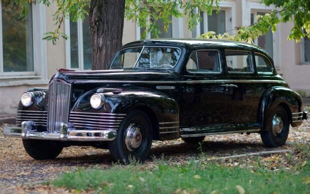 В России на продажу выставили советский автомобиль ЗИС-110 за 26 миллионов рублей