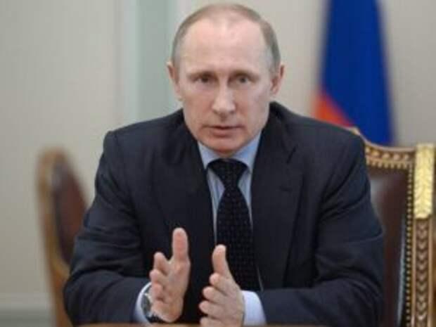 Путин заявил о превращении Украины в антипода России