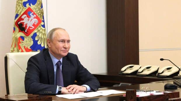 Самолет президента России приземлился в Женеве